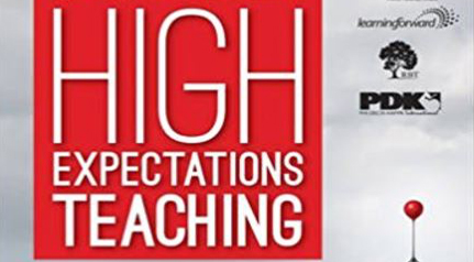 Book Study - High Expectations Teaching: How We Persuade Students to Believe and Act on