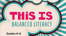 THIS IS is Balanced Literacy
